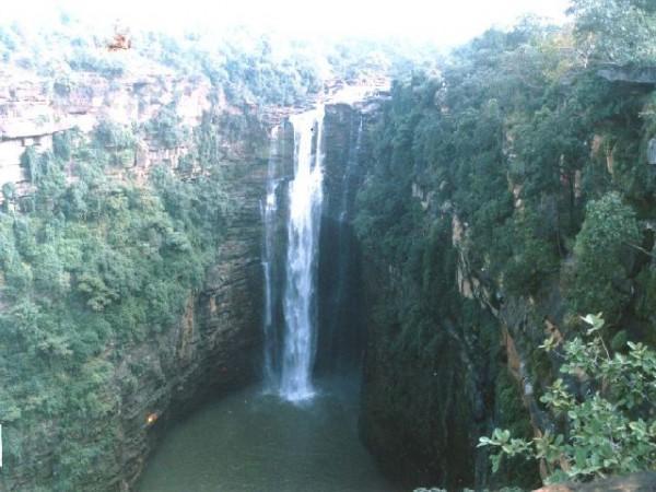 Kaimur photos, Telhar - Telhar Falls