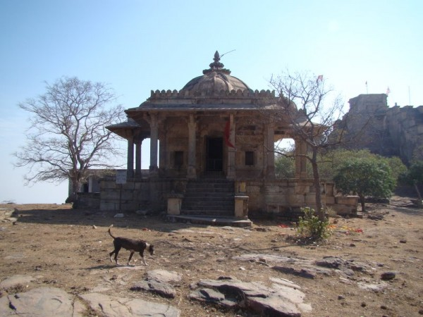 Rohtas photos, Rohtasgarh Fort - Devi temple