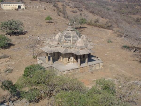 Rohtas photos, Rohtasgarh Fort - Devi_temple_2