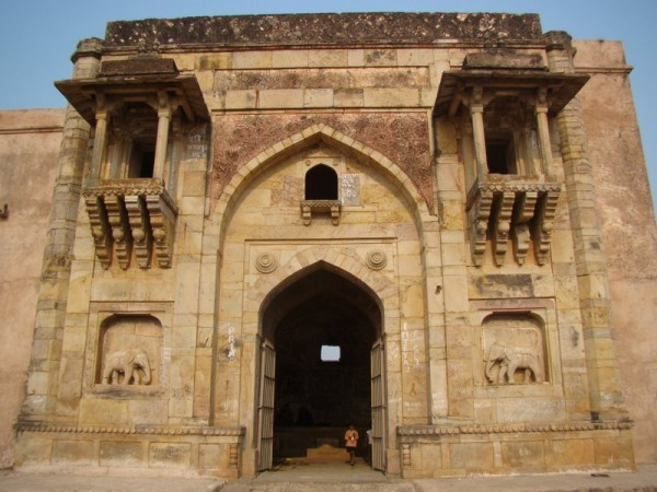 Rohtas photos, Rohtasgarh Fort - Hathiya pol