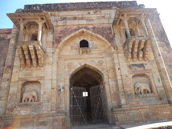 Rohtas photos, Rohtasgarh Fort - Rohtasgarh Fort Entrance