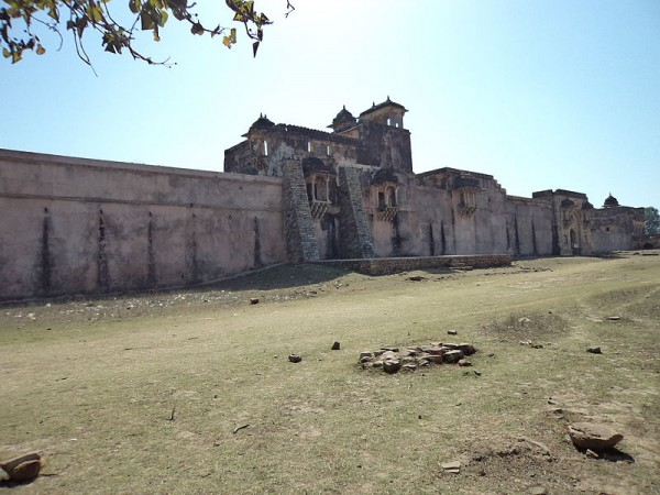 Rohtas photos, Rohtasgarh Fort - Rohtasgarh Fort Front View