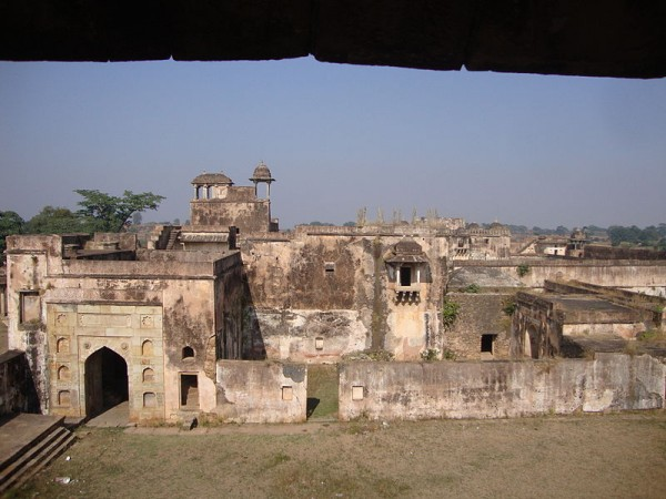 Rohtas photos, Rohtasgarh Fort - Rohtasgarh Fort Inside View