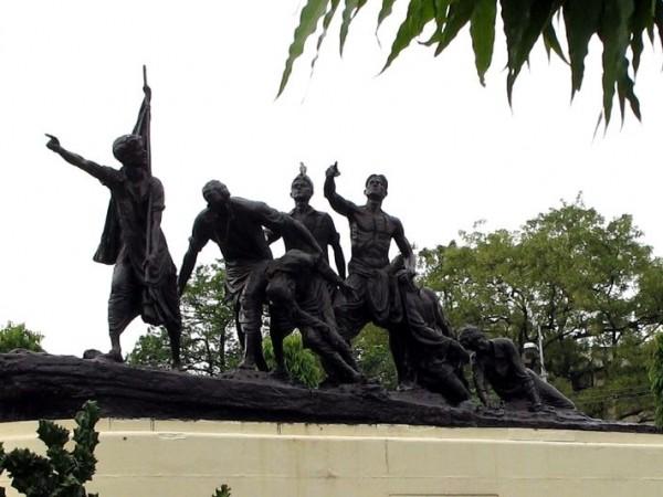 Patna photos, Martyr's Memorial - The Martyr's Memrial