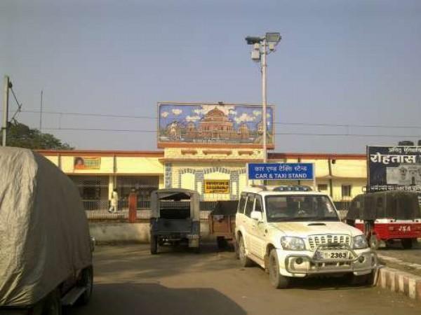 Rohtas photos, Sasaram - Sasaram Railway Junction