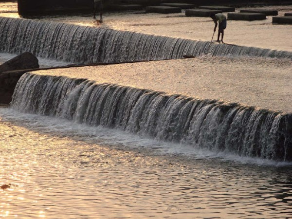 Durgapur photos, Flowing Water