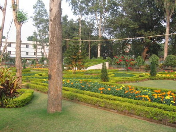 Durgapur photos, Beautiful Garden