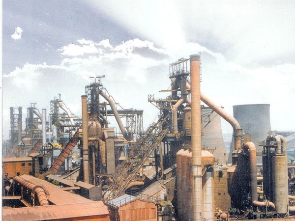 Durgapur photos, Steel Plant