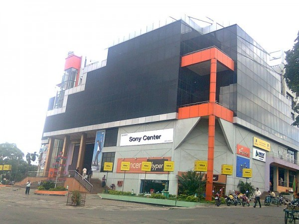 Durgapur photos, Suhatta Mall