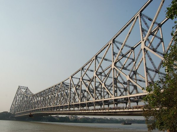 Kolkata photos, Howrah Bridge - Icon of Bengal