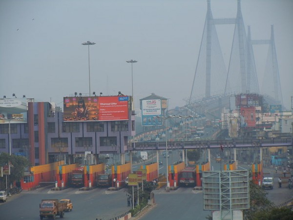 Howrah photos, Vidyasagar Setu - Toll Plaza