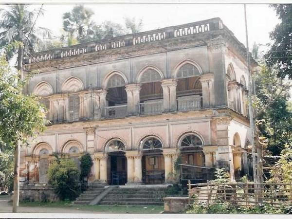 Howrah photos, Amraguri Rajbari