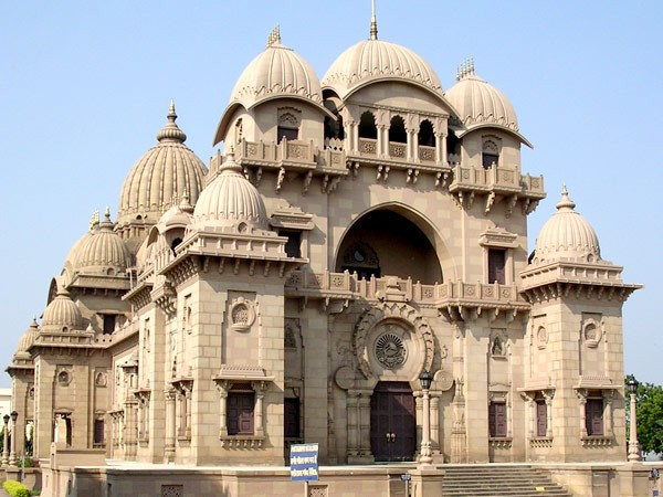 Howrah photos, Belur Math