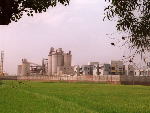 Howrah photos, Cement Factory