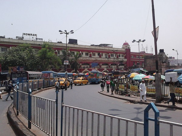 Howrah photos, Station Campus