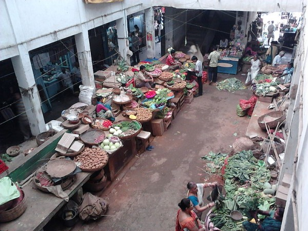 Howrah photos, Municipal Corporation supermarket