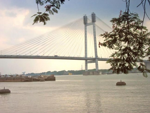 Howrah photos, A view of Vidyasagar Setu