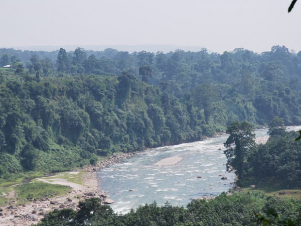 Jalpaiguri photos, A Distant View