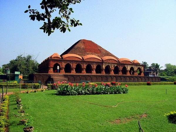 Bishnupur-West Bengal photos, Rasmancha - Bright View