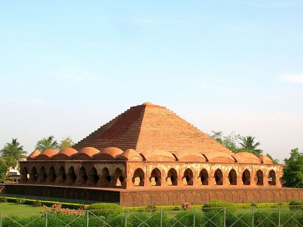 Bishnupur-West Bengal photos, Rasmancha - Eastern View