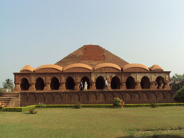 Bishnupur-West Bengal photos, Rasmancha - Outer View