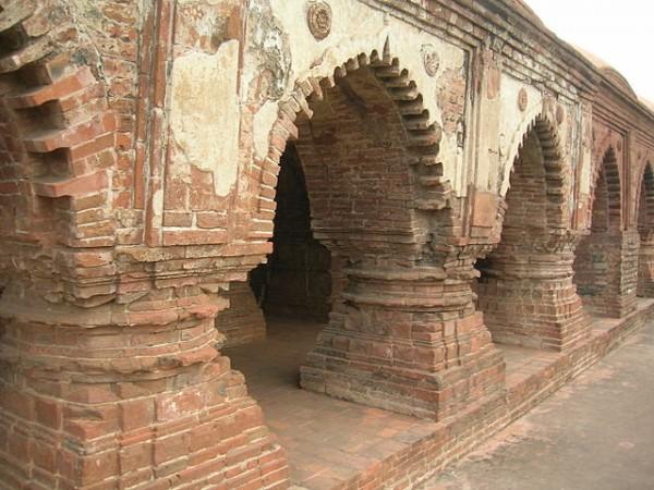 Bishnupur-West Bengal photos, Rasmancha - Southern Verandah
