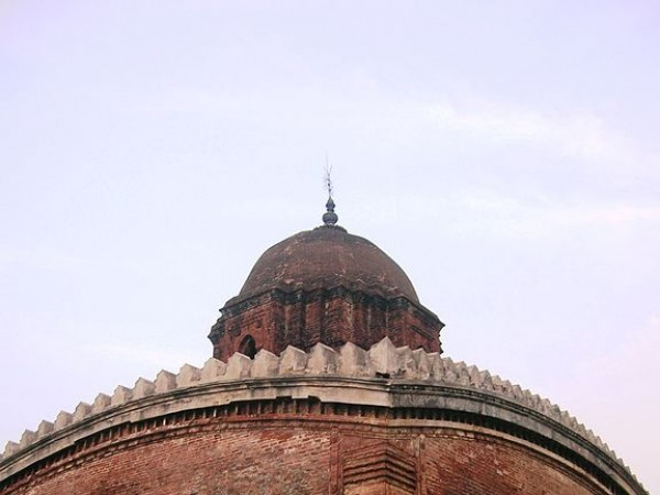 Bishnupur-West Bengal photos, Madanmohan Temple - Close View