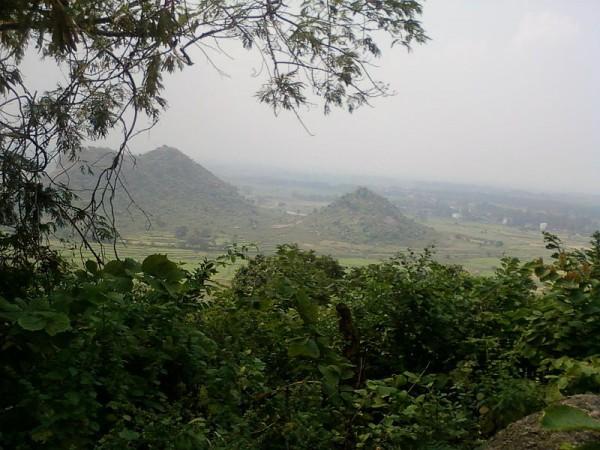 Purulia photos, Joychandi Pahar