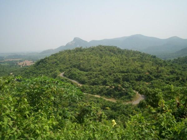 Purulia Photos, Ajodhya Hills
