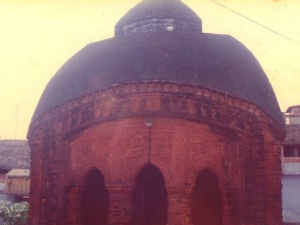 Purulia photos, Cheliama Temple
