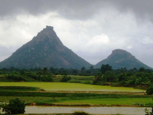 Purulia photos, Distant view
