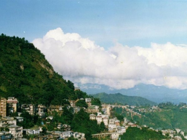 Aizawl photos, A beautiful view
