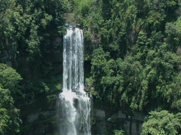 Thenzawl photos, Vantawng fall - A visual retreat