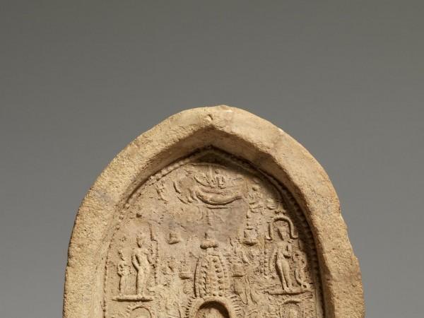 Bodh Gaya photos, Mahabodhi Temple - Historical plaque