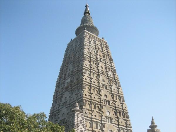 Bodh Gaya photos, Mahabodhi Temple - View