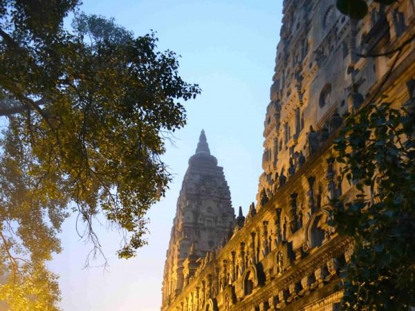 Bodh Gaya photos, Mahabodhi Temple - Scenic view
