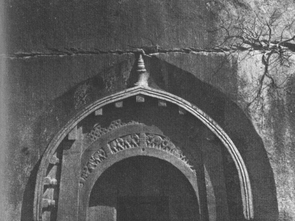 Bodh Gaya photos, Caves at Barabar Hills - A Mauryan building