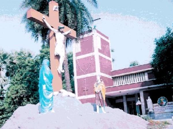 Darbhanga photos, Kaitholic Church - The Kaitholic church