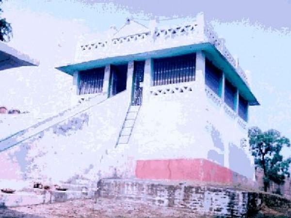 Darbhanga photos, Bhikha Salami Majar - The Bhikha Salami Majar