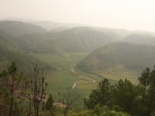 East Khasi Hills photos, Mawlynnong Village - The Mawphlang Village