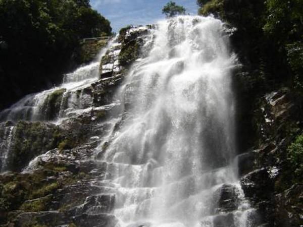 Jaintia Hills photos, Tyrshi Falls - The Tyrshi Falls