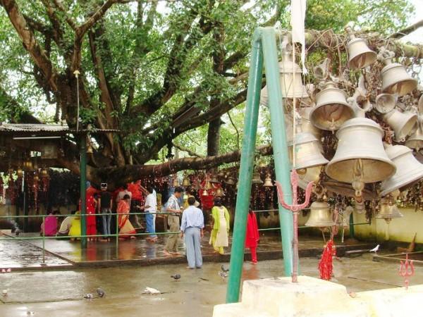 Tinsukia photos, Tilinga Mandir - A view of the bells