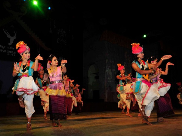 Imphal photos, Culture