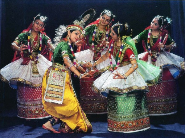 Imphal photos, Dance