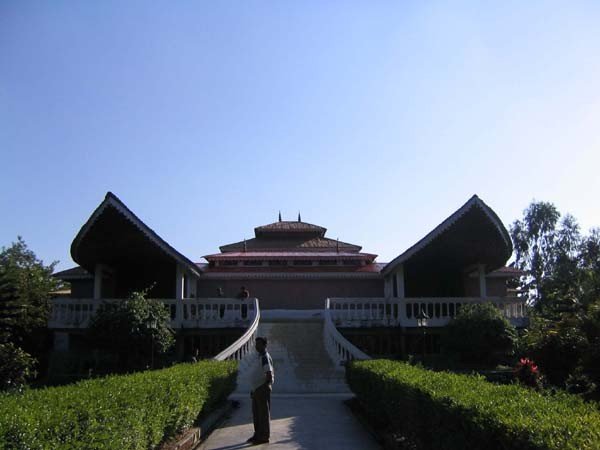 Imphal photos, Main Theatre