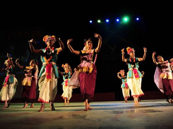 Imphal photos, Sangai Festival