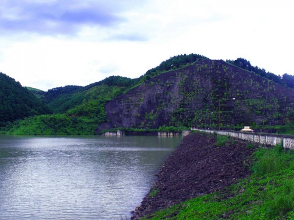 Imphal photos, Singda Dam
