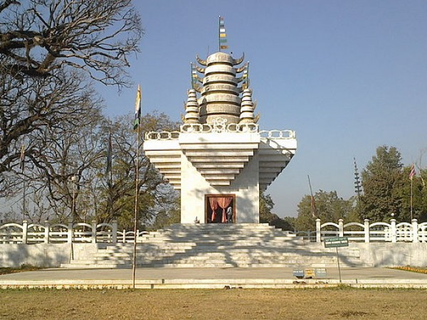 Imphal photos, Temple