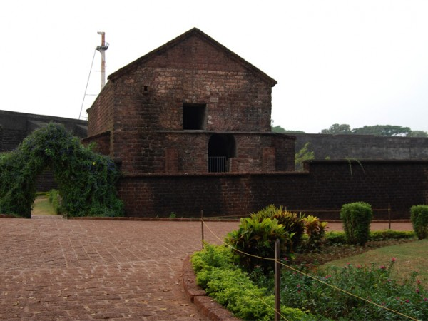 Kannur photos, Fort St. Angelo - Garden