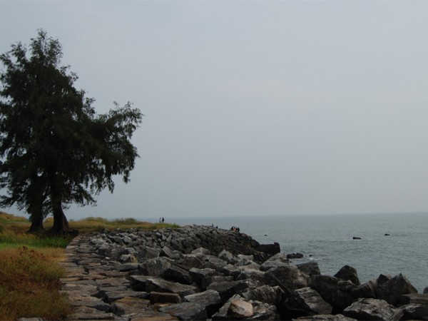 Kannur photos, Fort St. Angelo - Rocks
